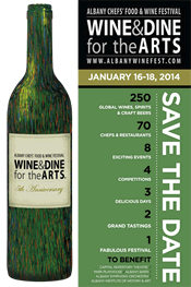 wine dine for the arts 2014 save the date
