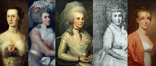 women of schuyler mansion