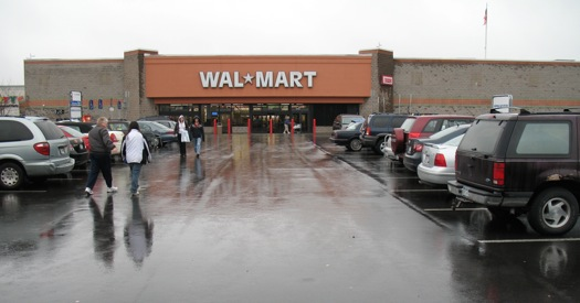 world's largest wal-mart