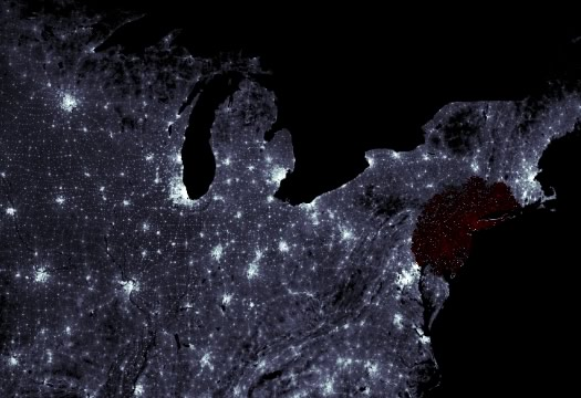 zombie model map New York
