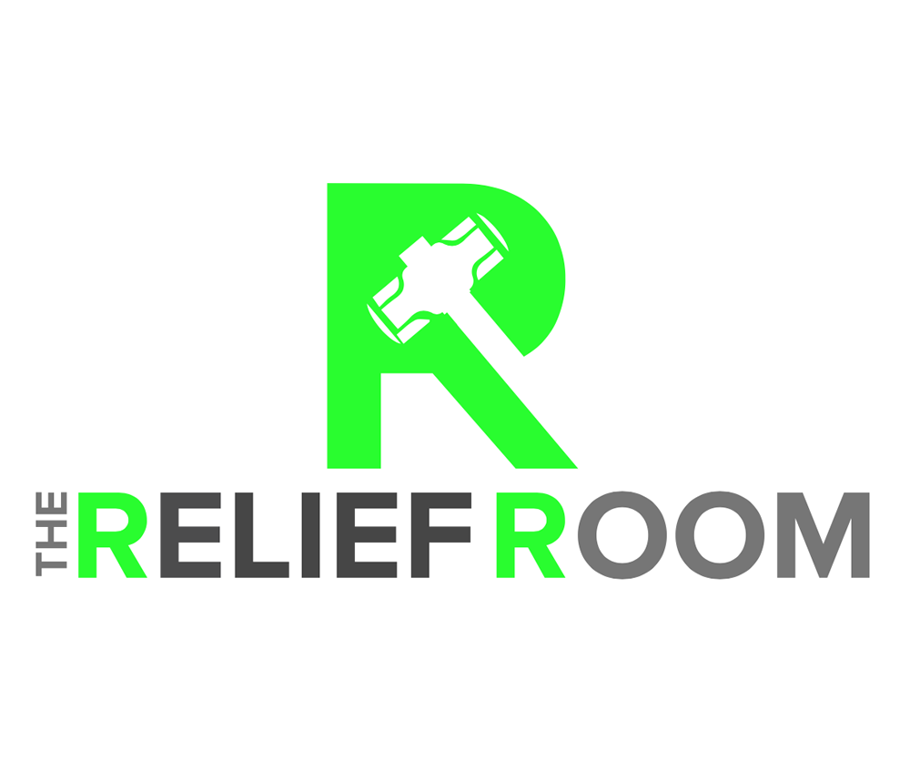 Startup2018 The Relief Room logo