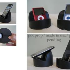 Podprop: American Made Smartphone Stand