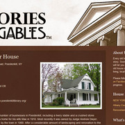 startup app 2012 Stories And Gables Screenshot
