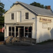 The Olde Corner Store