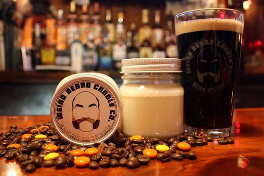 Startups2016 WeirdBeard peanut butter coffee porter