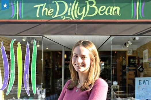 Startup2018 The DillyBean Abigail Rockmacher
